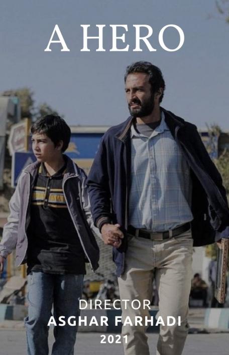 A hero Movie by Asghar Farhadi