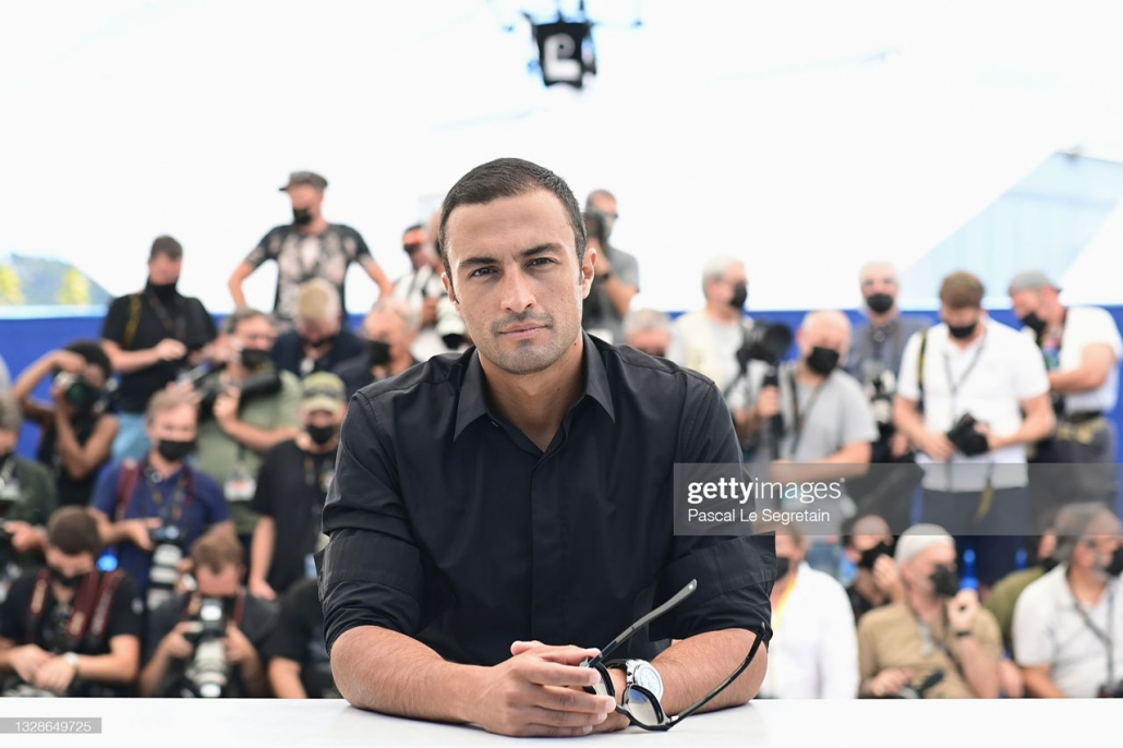 Amir jadidi 2021 Cannes Film Festival